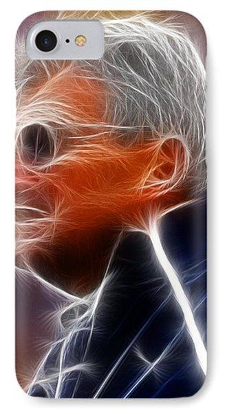 Joe Paterno Phone Case by Paul Van Scott
