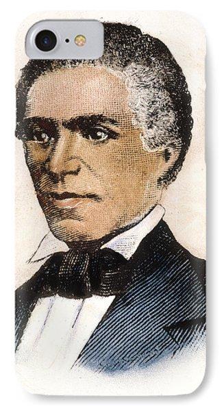 John B. Russwurm (1799-1851) IPhone Case by Granger