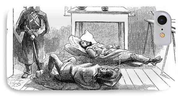 John Browns Raid, 1859 Phone Case by Granger