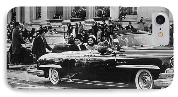 John F. Kennedy (1917-1963) Phone Case by Granger