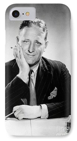 John Gunther (1901-1970) Phone Case by Granger