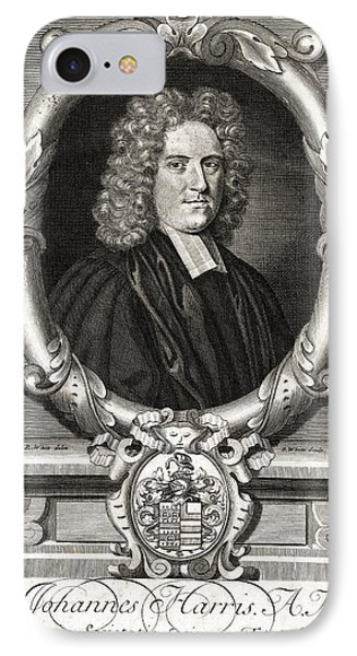 John Harris, English Writer Phone Case by Middle Temple Library