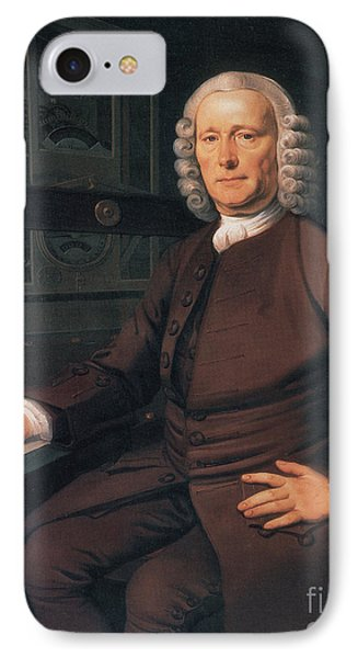John Harrison, English Inventor Phone Case by Photo Researchers