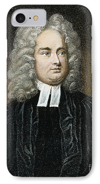 Jonathan Swift (1667-1745) Phone Case by Granger