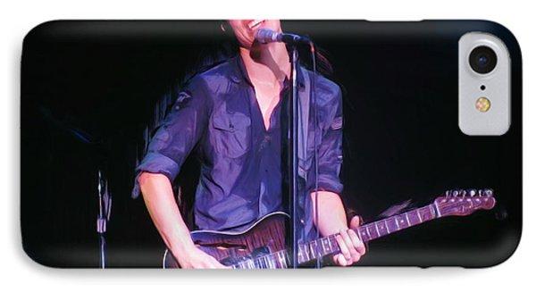 Jonny Phone Case by Heidi Smith