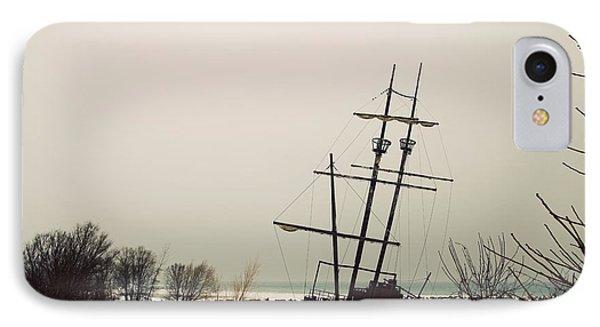 Jordan, Ontario, Canada A Tall Ship Phone Case by Pete Stec