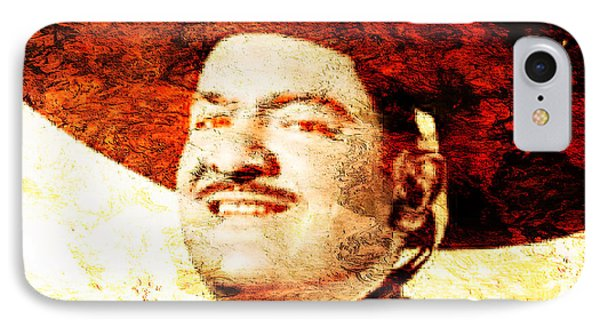 Jose Alfredo Jimenez IPhone Case