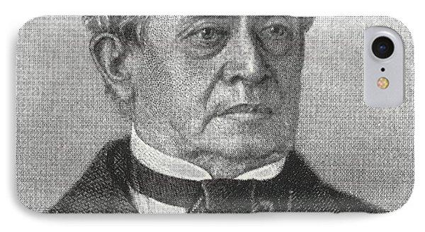 Joseph Henry, Us Physicist IPhone Case