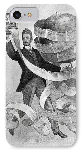Joseph Pulitzer Phone Case by Granger