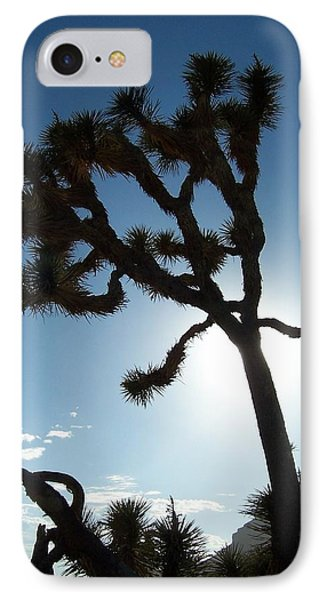 IPhone Case featuring the photograph Joshua Tree by Peter Mooyman