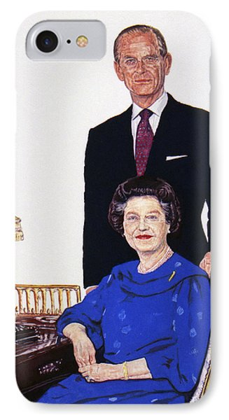 Jubilee Phone Case by Michael Haslam