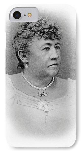 Julia Dent Grant (12826-1902) Phone Case by Granger