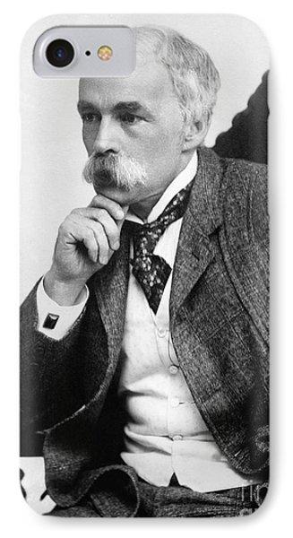 Julian Hawthorne (1846-1934) Phone Case by Granger