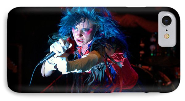 IPhone Case featuring the photograph Juliette Lewis by Jeff Ross