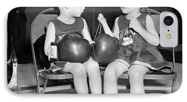 Junior Boxer, 1939 Phone Case by Granger