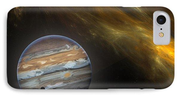 Jupiter IPhone Case