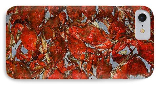 Just Crabs Phone Case by Jim Ziemer
