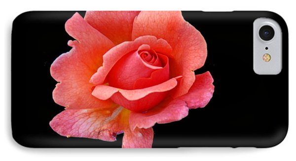 IPhone Case featuring the photograph Just Peachy by Cindy Manero