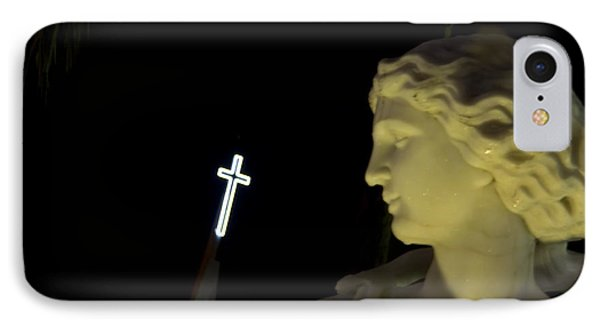 Keeping Watch Of The St. Armands Gods Phone Case by Nicholas Evans