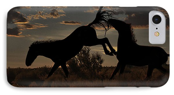 IPhone Case featuring the photograph Kick by Tammy Espino