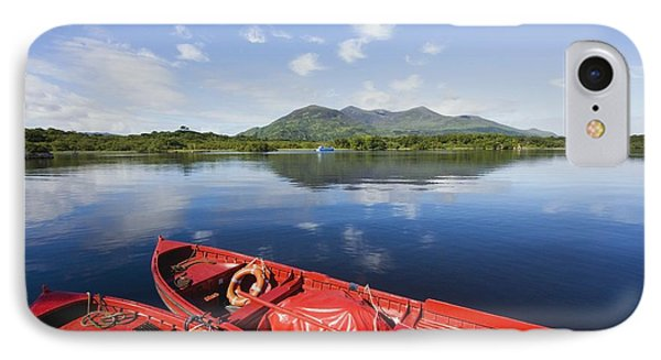Killarney, County Kerry, Munster Phone Case by Peter Zoeller