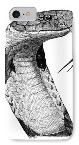 King Cobra IPhone Case