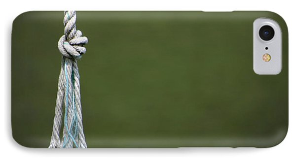 IPhone Case featuring the photograph Knot by Kelly Hazel