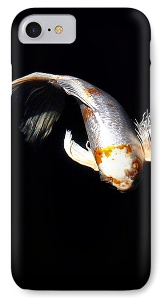 Koi From Above Phone Case by Don Mann