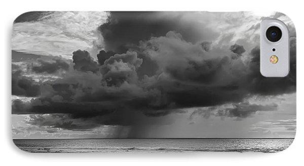 Kona Coast Squall - Big Island Hawaii Phone Case by Daniel Hagerman