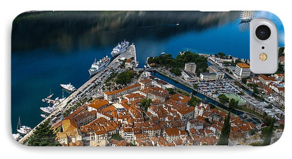 IPhone Case featuring the photograph Kotor Montenegro by David Gleeson