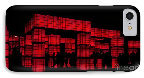 Kubism Phone Case by Andrew Paranavitana