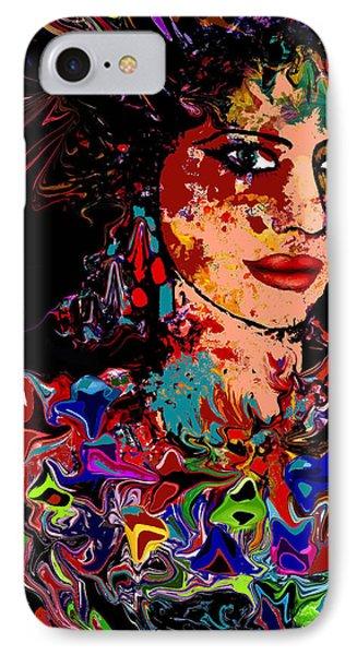 La Bella Phone Case by Natalie Holland