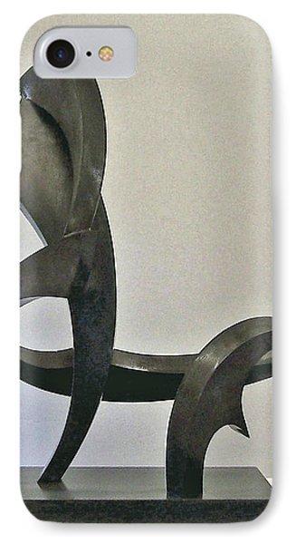 La Chaise Phone Case by John Neumann