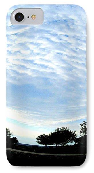 IPhone Case featuring the photograph La Terre Est Ronde by Danielle  Parent