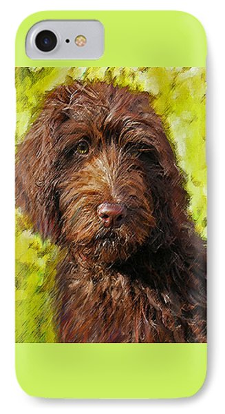 Labradoodle IPhone Case