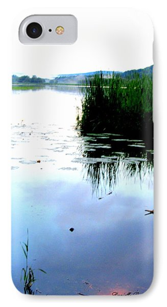 IPhone Case featuring the photograph Lac William Quebec by Danielle  Parent
