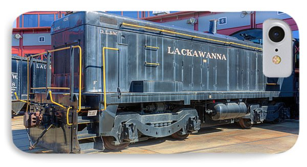 Lackawanna Locomotive 426 Phone Case by Clarence Holmes