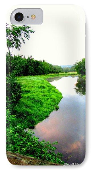 IPhone Case featuring the photograph Lacwilliam  St-ferdinand Quebec by Danielle  Parent