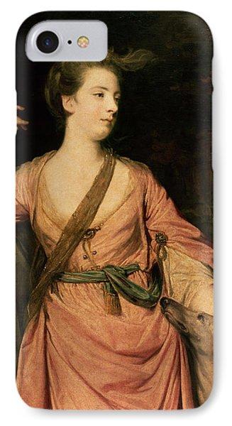 Lady Dawson Phone Case by Sir Joshua Reynolds