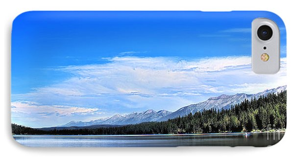 Lake Alva IPhone Case by Janie Johnson