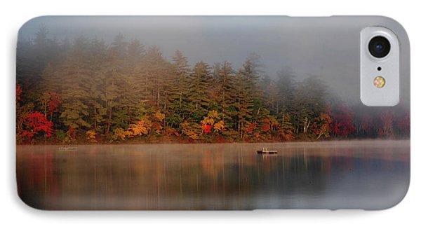 Lake Chocorua Sunrise IPhone Case
