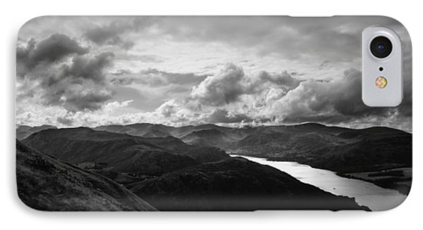 IPhone Case featuring the photograph Lake District  by Mariusz Zawadzki
