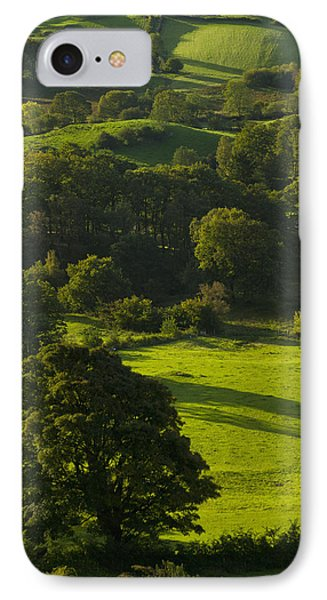 Lake District National Park, Cumbria Phone Case by Axiom Photographic