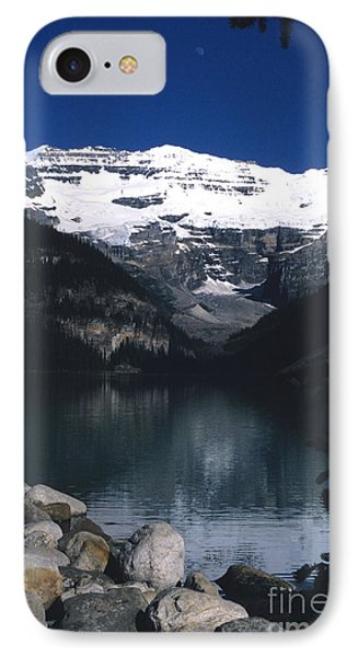 IPhone Case featuring the photograph Lake Louise II by Sharon Elliott