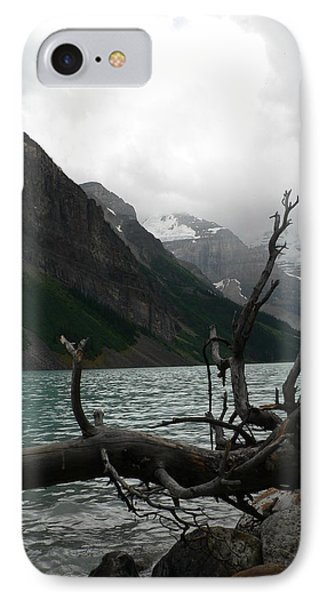 IPhone Case featuring the photograph Lake Louise by Laurel Best