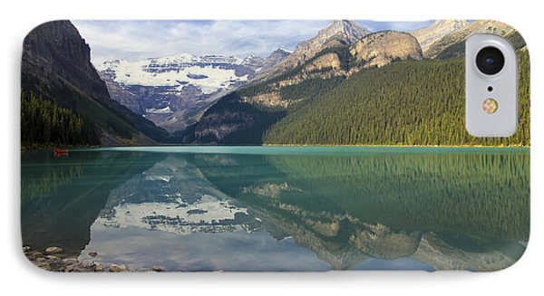 Lake Louise Splendour Phone Case by Teresa Zieba