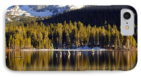 IPhone Case featuring the photograph Lake Mary Reflections by Lynn Bauer