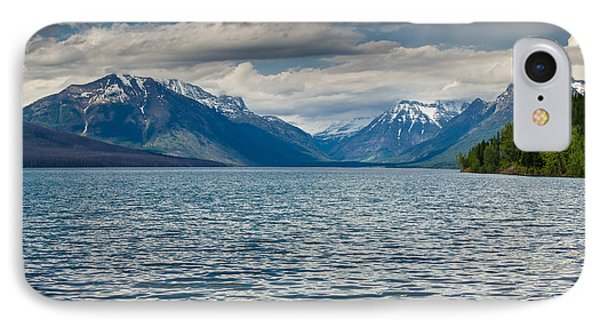 Lake Mcdonald Upon Storm Clearing IPhone Case