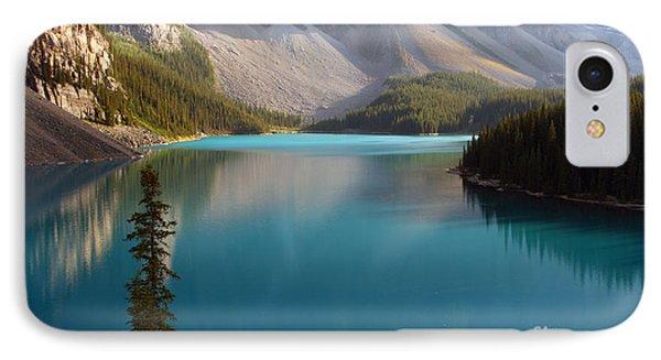 Lake IPhone Case by Milena Boeva