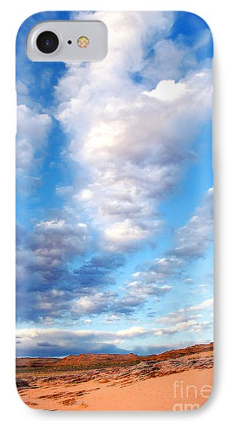 Lake Powell Clouds Phone Case by Thomas R Fletcher